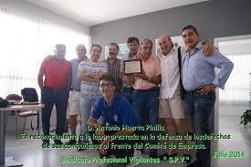 Antonio Huerta tus compañeros te recuerdan